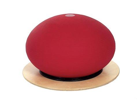 TOGU Dynaswing ø 85 x 55 cm röd