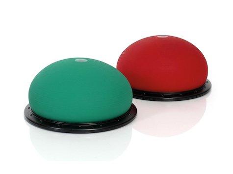 TOGU Jumper ca. 36 cm x 2, röd och grön.