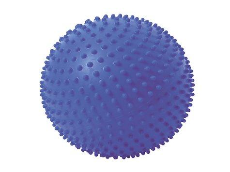 TOGU Knobbly Catch träningboll, 22cm, blå.