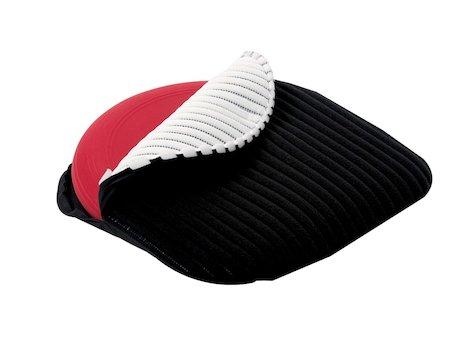 TOGU Komfort Överdrag Premium till sitt kilar - Svart