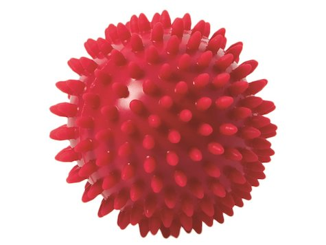 TOGU massageboll Ø 9 cm röd