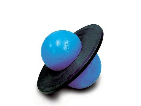 TOGU Moonhopper Sport blå/svart, 40 x 30 cm.