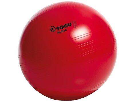 TOGU MyBall, 55 cm, Röd.