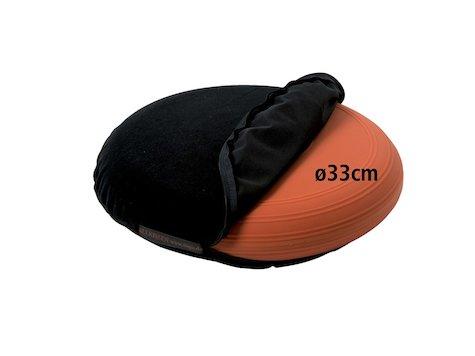 TOGU överdrag till sittkudde 33cm svart