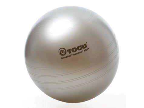 TOGU Powerball ABS 65 cm Silver