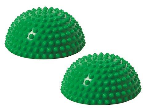 TOGU Senso Balance Igel (2st), 18.5 cm grön.
