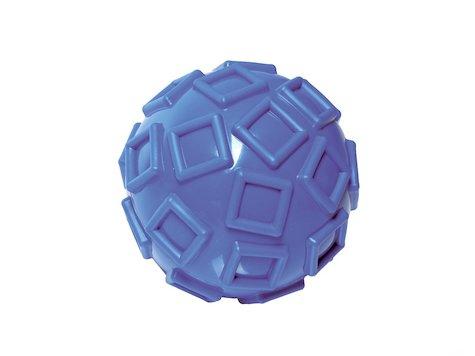 TOGU Senso Boll Geo XL Ø 18,5 cm, blå.