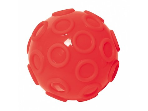 TOGU Senso Boll Geo XL Ø 18,5 cm röd