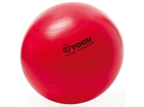 TOGU Träningsboll, ABS 55 cm, Röd.