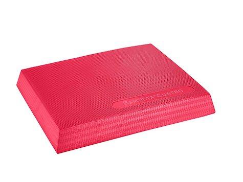 Bamusta Cuatro röd 48 x 39 x 6 cm