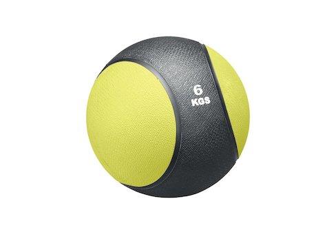 Esfera Boll, 6 kg, Gul, ø26cm.