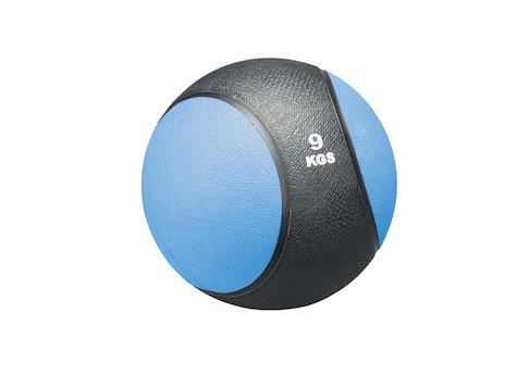 Esfera Boll, 9 kg, Blå, ø26cm.