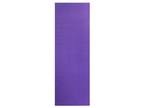Latexfri yogamatta 180x60x0,5 cm, Lila.