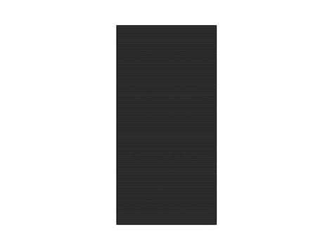 ProfiGymMat, latexfri 200 x 100 x 2.5 cm, Antracit.