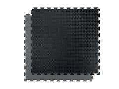 Trendy SportsMat Profi, 100 x 100 x 2cm, svart/grå.