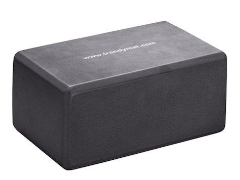 Yoga Block 23x15x10cm Antracit