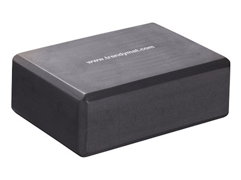 Yoga Block 23x15x7,5cm Antracit