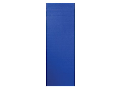 Yogamatta 180x60x0,5 cm Blå.