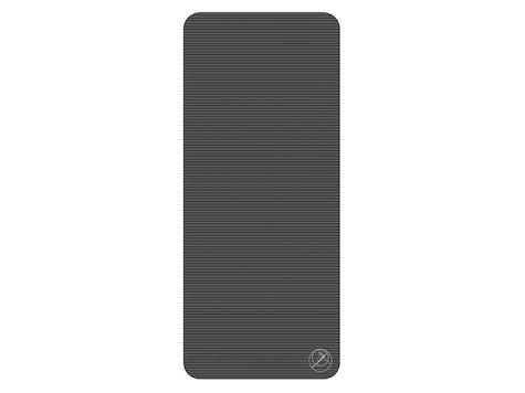 ProfiGymMat (antrazit) 140 x 60 x 1,5 cm, svart.